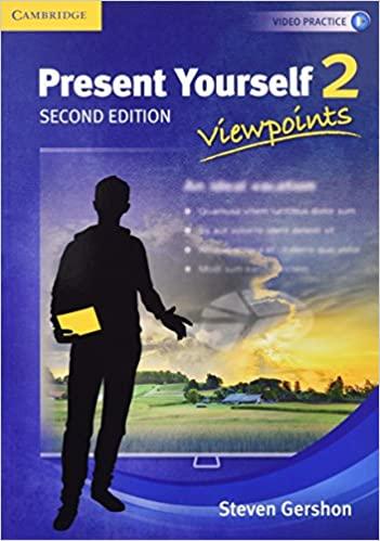PRESENT YOURSELF 2 UNITS 5-6- I07A- TERM 9