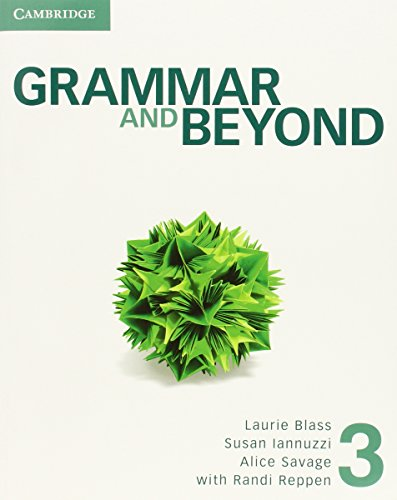 GRAMMAR & BEYOND 3 UNITS 9-12- I09B- TERM 9