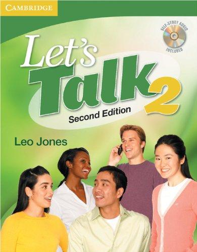 LET'S TALK 2 UNITS 12-16- I01A- TERM 9