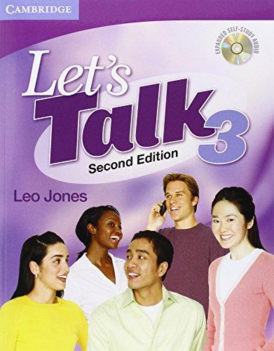 LET'S TALK 3 UNITS 12-16- I04A- TERM 10