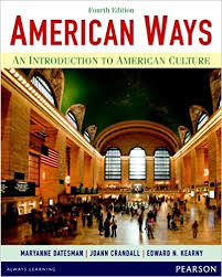 AMERICAN WAYS UNITS 3-4- A06- TERM 8