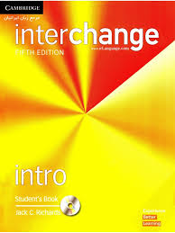 INTERCHANGE INTRO UNITS 13-16- B04- TERM 3-2021